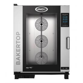HORNO ELECTRICO 10BAND.600x400mm.XEBC-10EU-E1R
